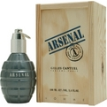 ARSENAL BLUE Cologne by Gilles Cantuel