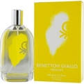 BENETTON GIALLO Perfume da Benetton