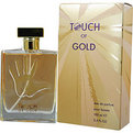 BEVERLY HILLS 90210 TOUCH OF GOLD Perfume door