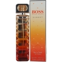 BOSS ORANGE SUNSET Perfume által Hugo Boss