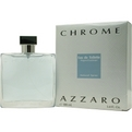 CHROME Candles av Azzaro