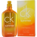 CK ONE SUMMER Fragrance z Calvin Klein