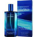 COOL WATER PURE PACIFIC Cologne par Davidoff