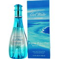 COOL WATER PURE PACIFIC Perfume poolt Davidoff