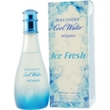 COOL WATER SUMMER ICE FRESH Perfume esittäjä(t): Davidoff