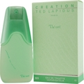 CREATION THE VERT Perfume pagal Ted Lapidus
