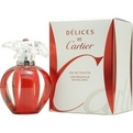 DELICES DE CARTIER Perfume by Cartier