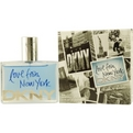 DKNY LOVE FROM NEW YORK Cologne av Donna Karan