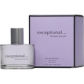 EXCEPTIONAL-BECAUSE YOU ARE Perfume ar Exceptional Parfums