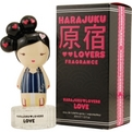 HARAJUKU LOVERS LOVE Perfume by Gwen Stefani