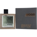 HE WOOD ROCKY MOUNTAIN Cologne ved Dsquared2