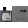 HE WOOD SILVER WIND WOOD Cologne per Dsquared2