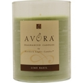 LIME BASIL SCENTED Candles od Lime Basil Scented