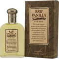 RAW VANILLA Cologne by Coty