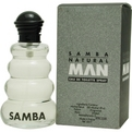 SAMBA NATURAL MAN Cologne poolt Perfumers Workshop