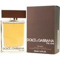 THE ONE Cologne pagal Dolce & Gabbana