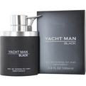 YACHT MAN BLACK Cologne by Myrurgia