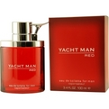 YACHT MAN RED Cologne von Myrurgia