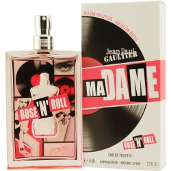 Jean Paul Gaultier Ma Dame Rose N Roll