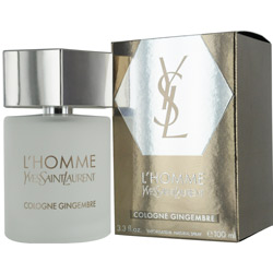 L'Homme Yves Saint Laurent Cologne Gingembre