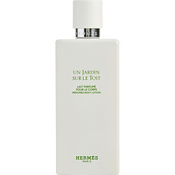 Un jardin sur le toit body lotion - Hermes un jardin en mediterranee body lotion ...