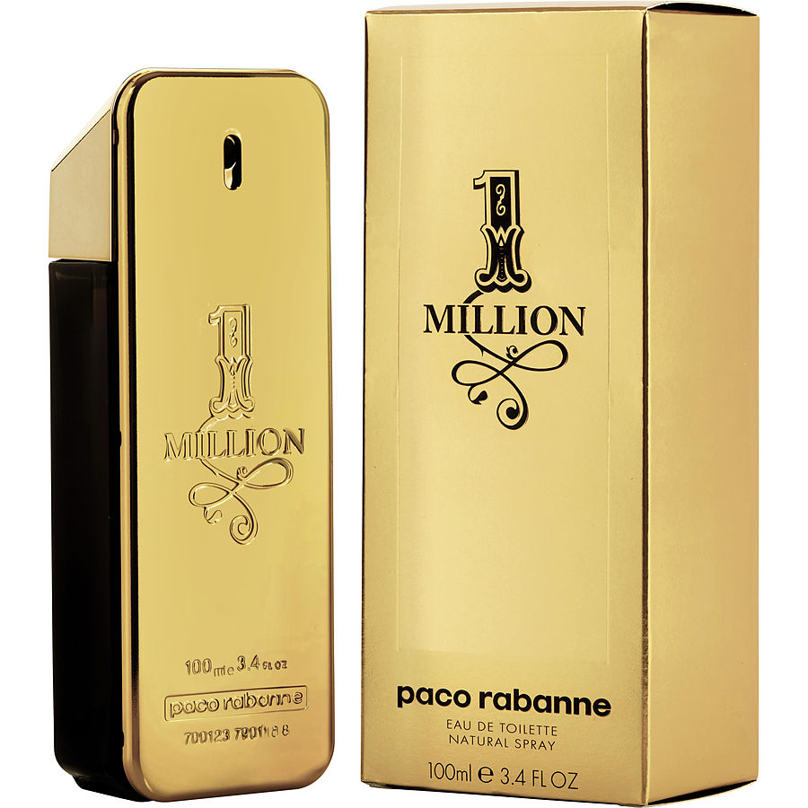 1 Million Parfum Paco Rabanne - una nuova fragranza da ...