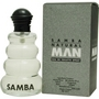 SAMBA NATURAL MAN Cologne ved Perfumers Workshop #115921