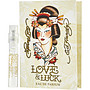 ED HARDY LOVE & LUCK Perfume door Christian Audigier #207238