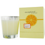 ORANGE GINGER - LIMITED EDITION Candles ar Exceptional Parfums #209943