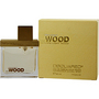 SHE WOOD GOLDEN LIGHT WOOD Perfume esittäjä(t): Dsquared2 #244122